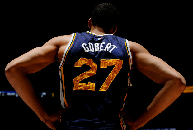 Rudy Gobert./ Getty Images