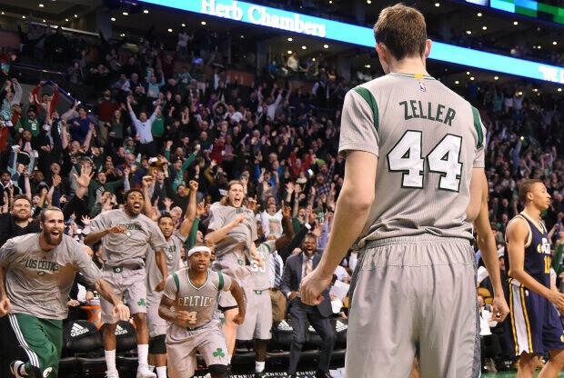 Tyler Zeller./ Getty Images