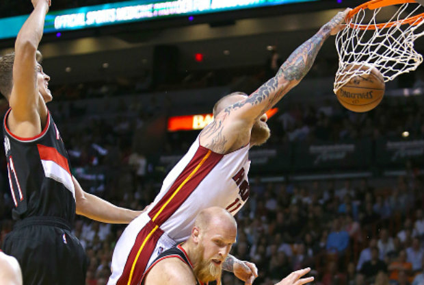 Chris Andersen./ Getty Images