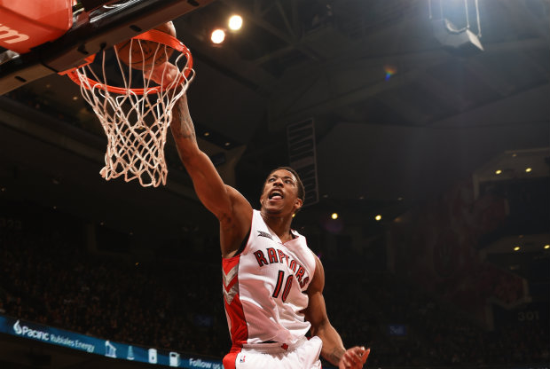 DeMar DeRozan./ Getty Images
