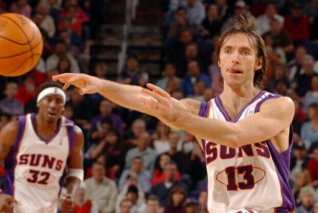 Steve Nash, jugador de Phoenix Suns