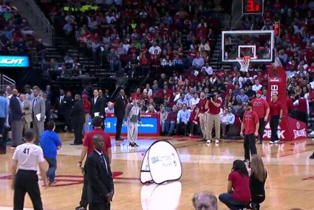 fan Houston Rockets