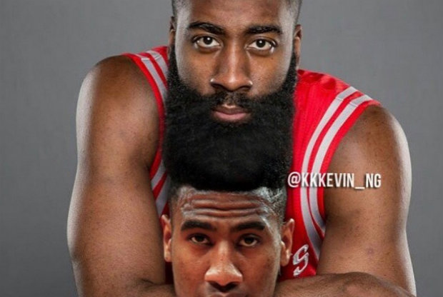 Iman Shumpert y James Harden