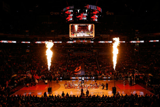Phoenix Suns./ Getty Images