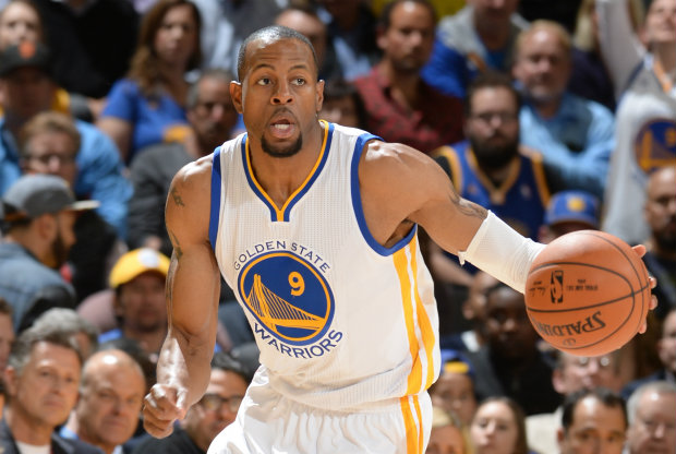 Andre Iguodala./ Getty Images