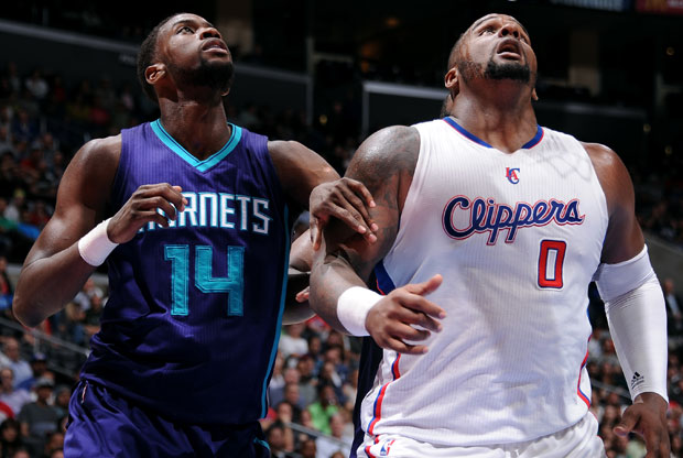 Los Angeles Clippers y Charlotte Hornets