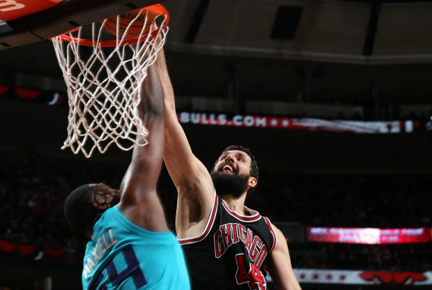 Nikola Mirotic./ Getty Images