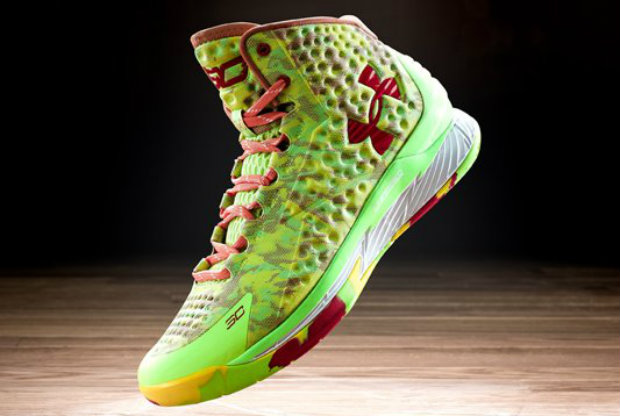 Under Armour Curry One Candy Reign