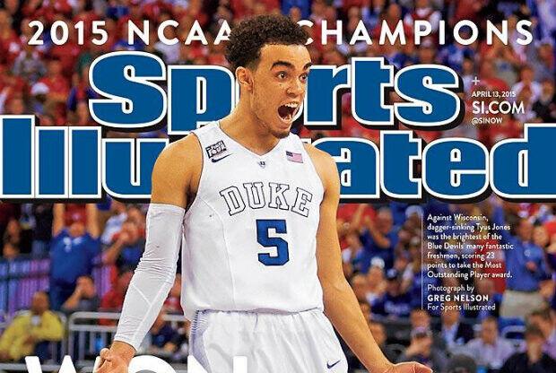 Tyus Jones - Sports Illustrated