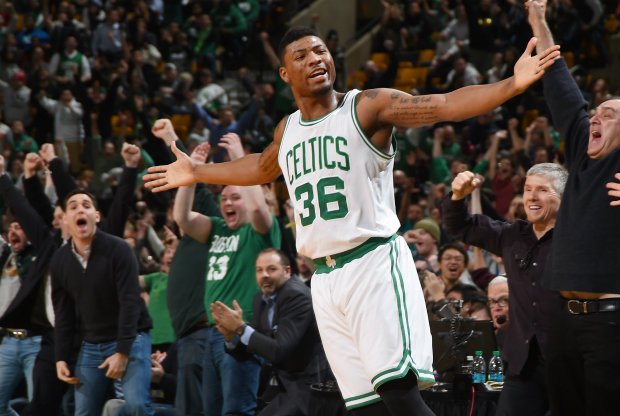 Marcus Smart./ Getty Images