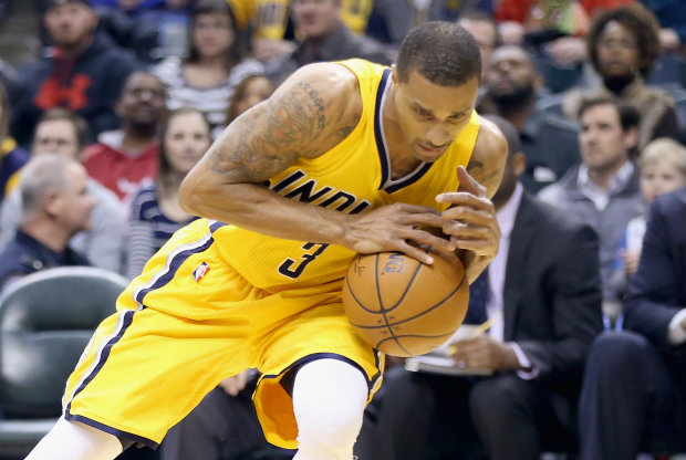 George Hill./ Getty Images