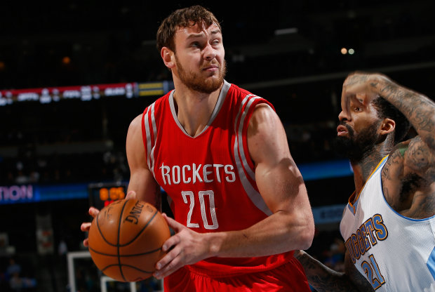 Donatas Motiejunas./ Getty Images