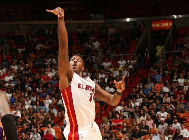 Mario Chalmers./ Getty Images