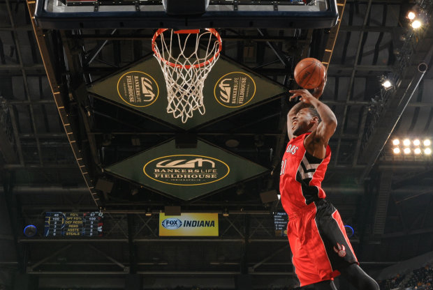 Terrence Ross./ Getty Images