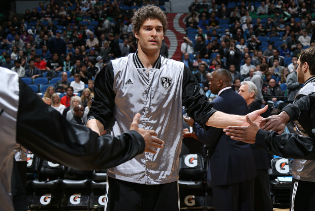 Brook Lopez./ Getty Images