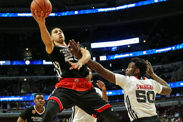 McDonald's All-American./ Getty Images