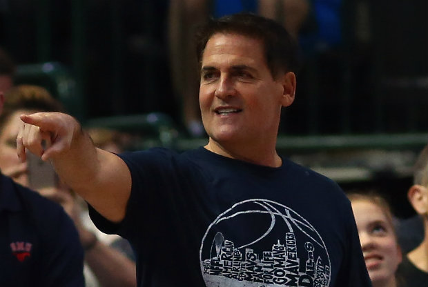 Mark Cuban, propietario de Dallas Mavericks