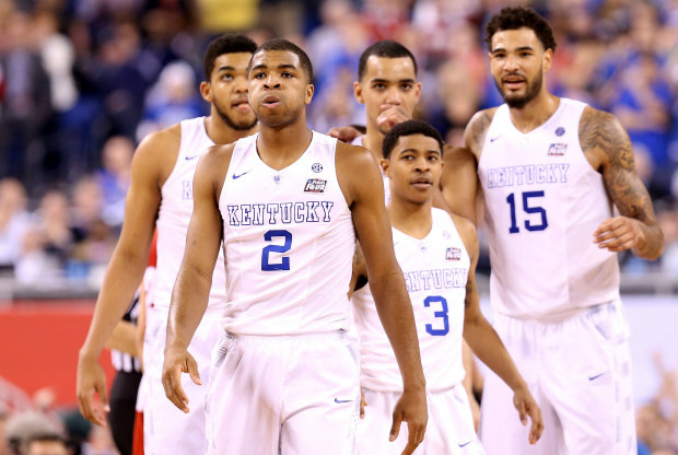 Kentucky Wildcats./ Getty Images