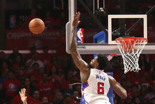 DeAndre Jordan./ Getty Images