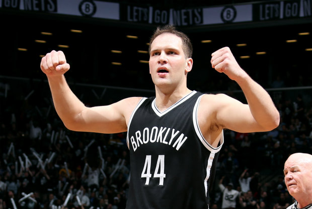 Bojan Bogdanovic./ Getty Images