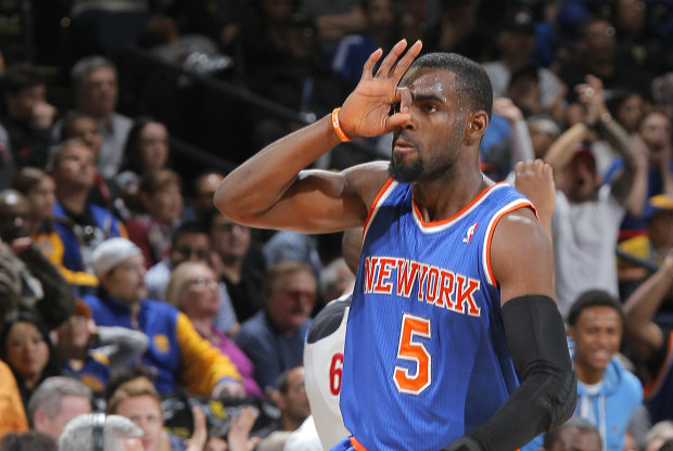 Tim Hardaway Jr./ Getty Images