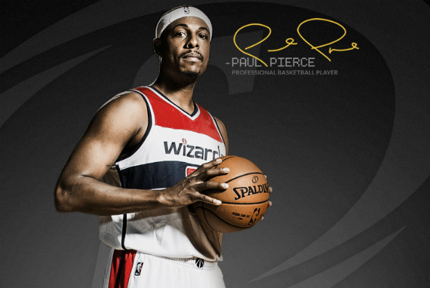 Paul Pierce - Spalding