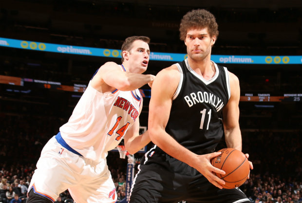 Brook Lopez./ Gety Images