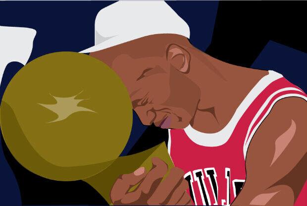 Michael Jordan - Arte Gráfico