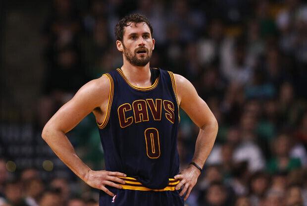 Kevin Love seguirá en Cleveland Cavaliers
