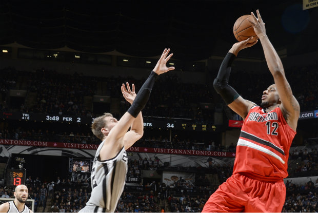 LaMarcus Aldridge./ Getty Images