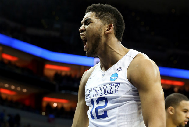 Karl Anthony-Towns./ Getty Images