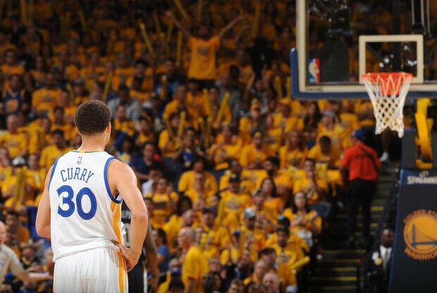 Stephen Curry y la banda sonora de su temporada MVP