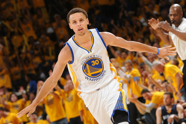 Stephen Curry./ Getty Images