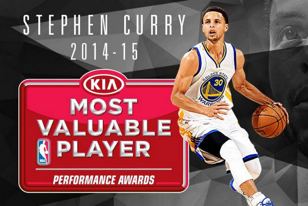Stephen Curry, los 'highlights' del MVP 2015