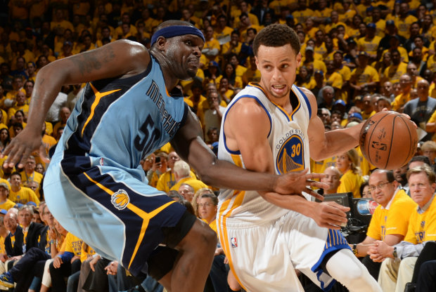 Golden State Warriors vs Memphis Grizzlies / Getty Images