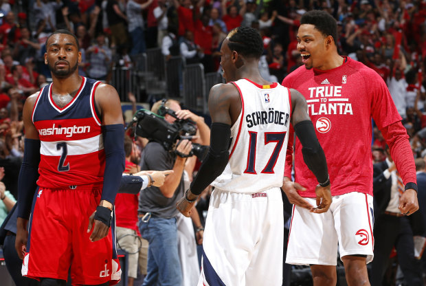 NBA Playoffs 2015 / Getty Images