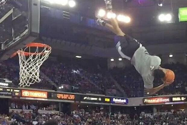 Sacramento Kings Dunkers