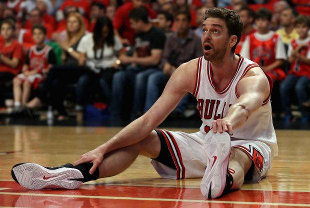 Pau Gasol / Getty Images