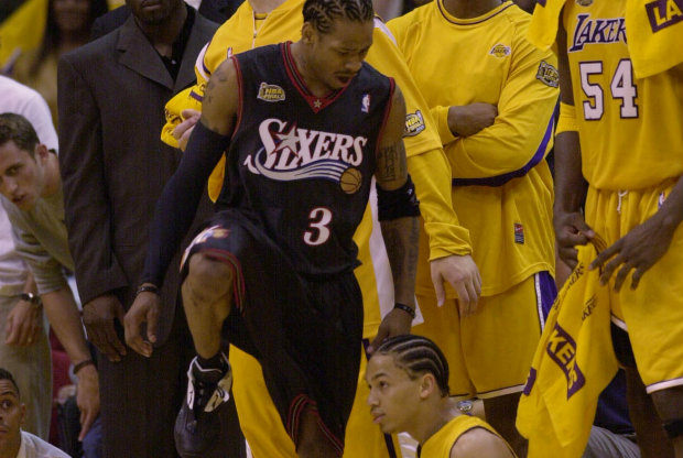 Allen iverson / Getty Images