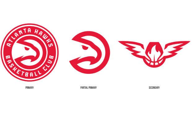 Atlanta Hawks logos