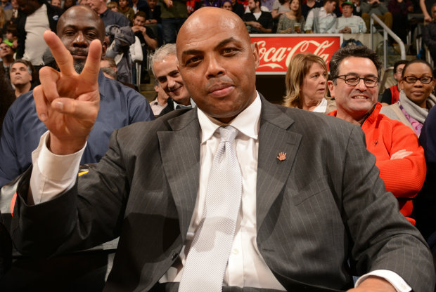 Charles Barkley / Getty Images