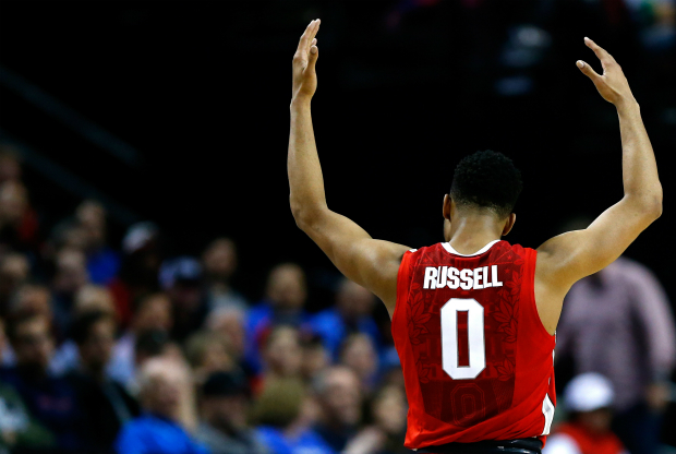 D'Angelo Russell / Getty Images