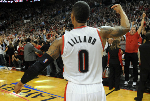 Damian Lillard / Getty Images