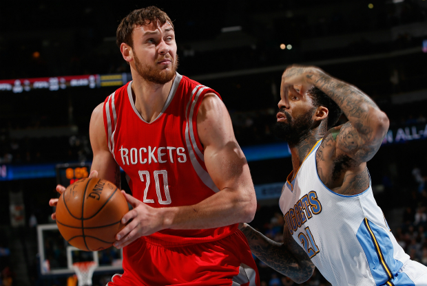 Donatas Motiejunas / Getty Images