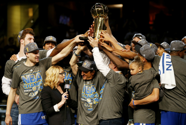 Golden State Warriors campeon / Getty Images