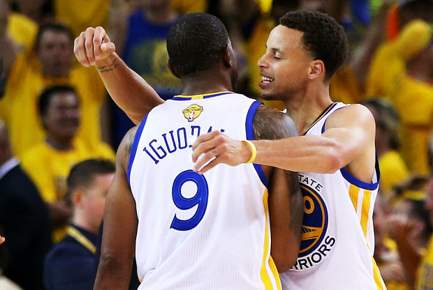Golden State Warriors / Getty Images