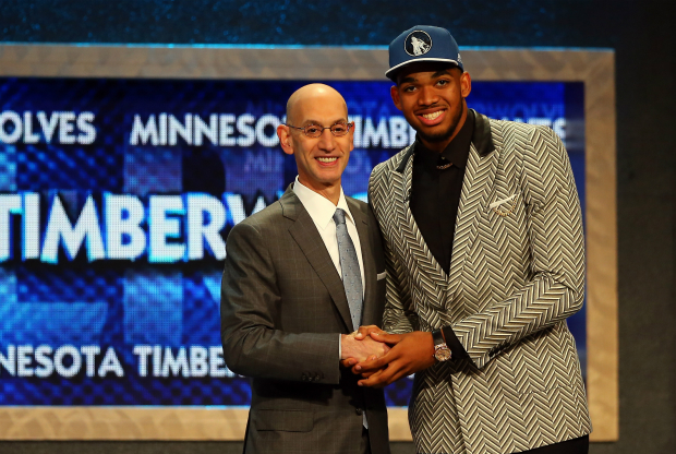 Karl-Anthony-Towns / Getty Images