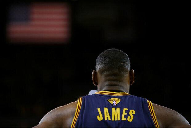 LeBron James habla sobre la 'memoria histórica' en la NBA