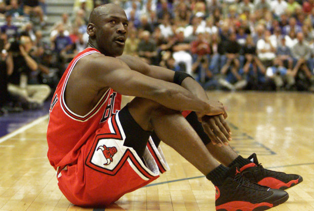 Michael Jordan / Getty Images