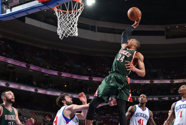 Milwaukee Bucks / Getty Images